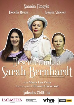 Descubriendo a Sarah Bernhardt