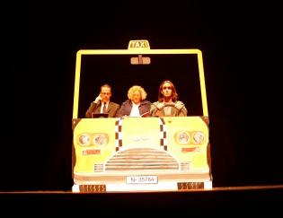 Ratitos de viaje en taxi -Máster en estupidez 2