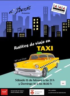 Ratitos de viaje en taxi